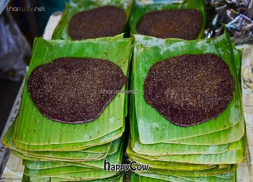 """Photo of Weekly Market  by <a href=""""/members/profile/Agenda"""">Agenda</a> <br/>Black sticky rice snack <br/> November 8, 2012  - <a href='/contact/abuse/image/33734/40042'>Report</a>"""