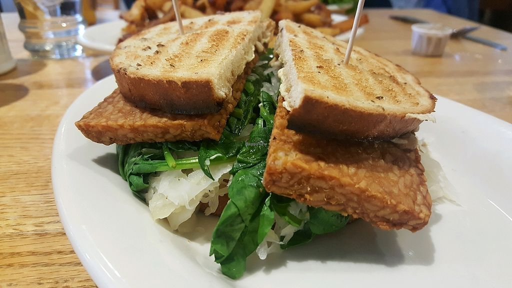 """Photo of Tommy's Restaurant  by <a href=""""/members/profile/Tots"""">Tots</a> <br/>Delaney (tempeh Ruben) <br/> March 6, 2018  - <a href='/contact/abuse/image/3374/367341'>Report</a>"""