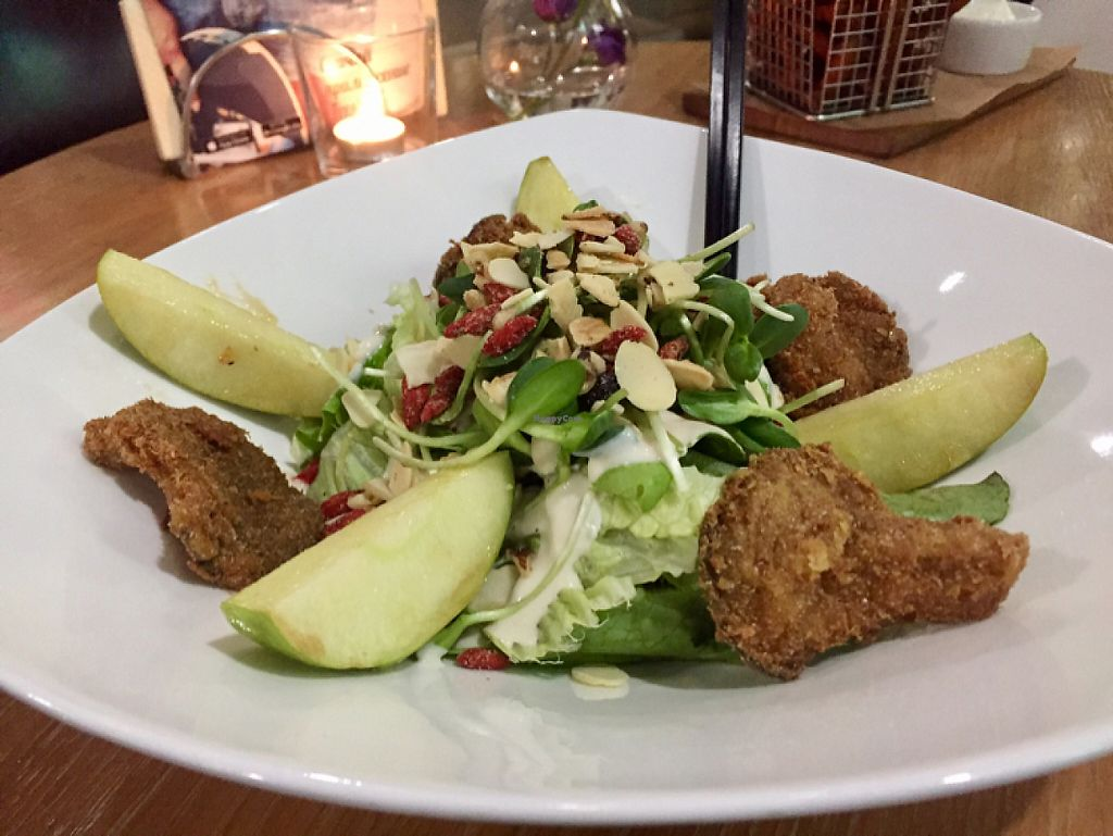 """Photo of Fresh - Bolshaya Dmitrovka  by <a href=""""/members/profile/Bea_lc"""">Bea_lc</a> <br/>magic mushroom salad - best dish ever!!!! - <br/> May 9, 2017  - <a href='/contact/abuse/image/33756/257397'>Report</a>"""