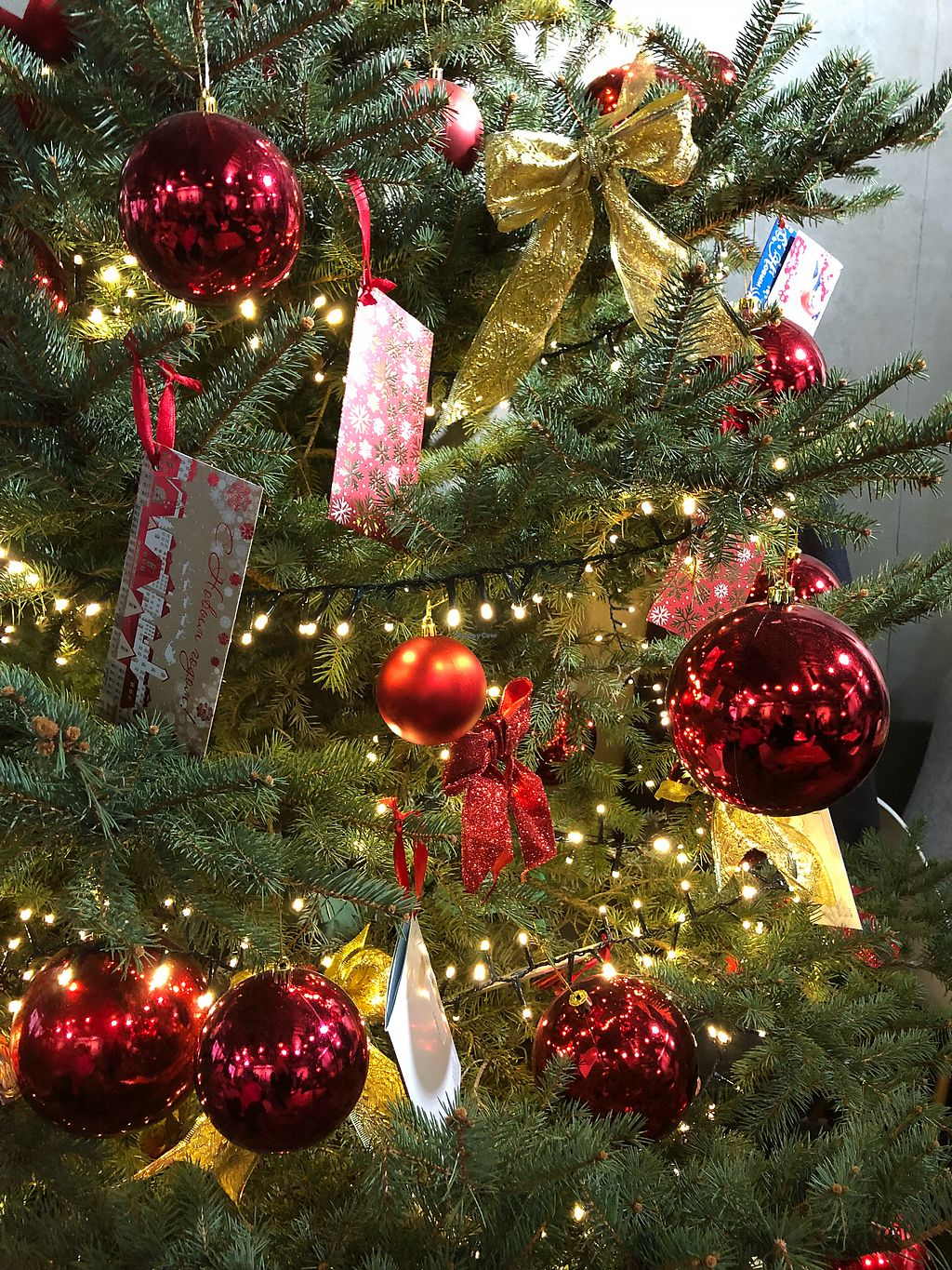 """Photo of Fresh - Bolshaya Dmitrovka  by <a href=""""/members/profile/Evgenia"""">Evgenia</a> <br/>New Year Tree  <br/> December 30, 2017  - <a href='/contact/abuse/image/33756/340918'>Report</a>"""