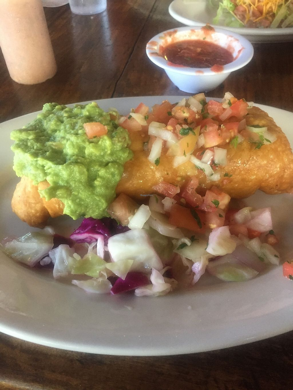 "Photo of Pokez  by <a href=""/members/profile/KaitlynnGill"">KaitlynnGill</a> <br/>Chimichanga with tofu <br/> October 5, 2017  - <a href='/contact/abuse/image/3376/311899'>Report</a>"