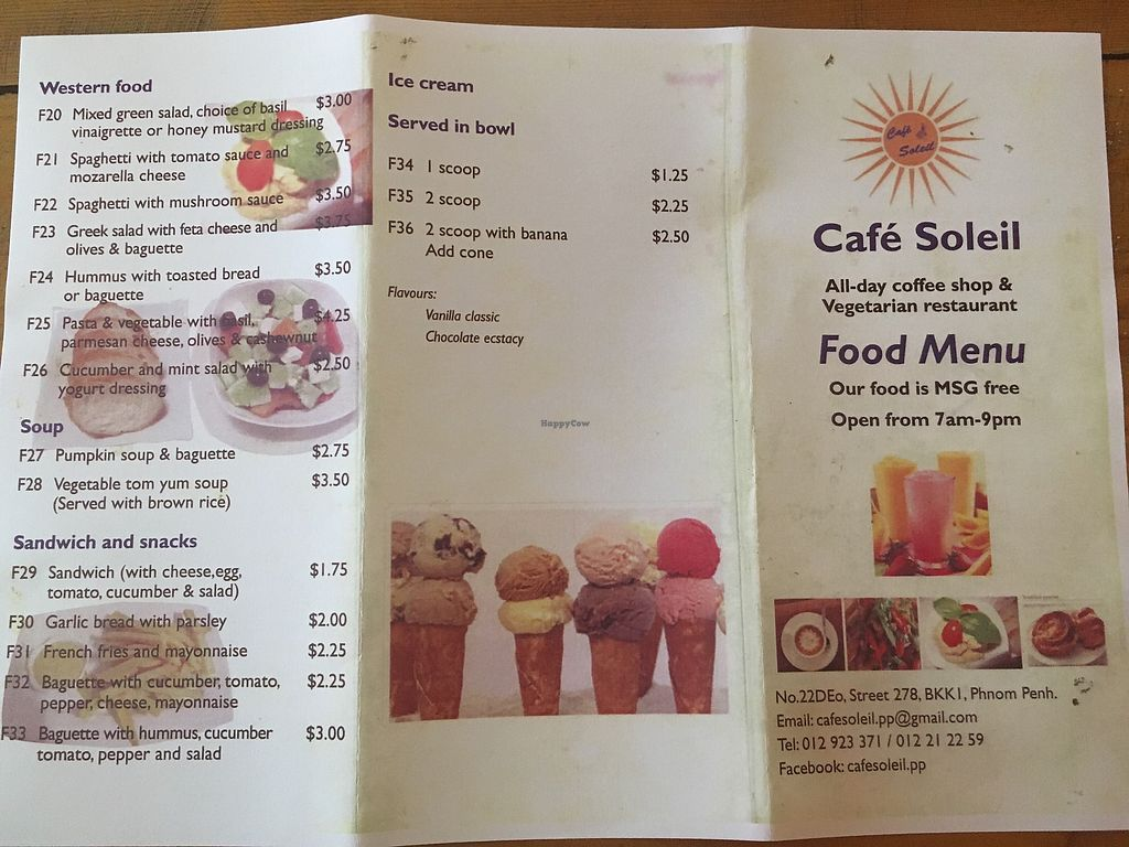 """Photo of Cafe Soleil  by <a href=""""/members/profile/maren"""">maren</a> <br/>Food1 <br/> January 22, 2018  - <a href='/contact/abuse/image/33811/349829'>Report</a>"""