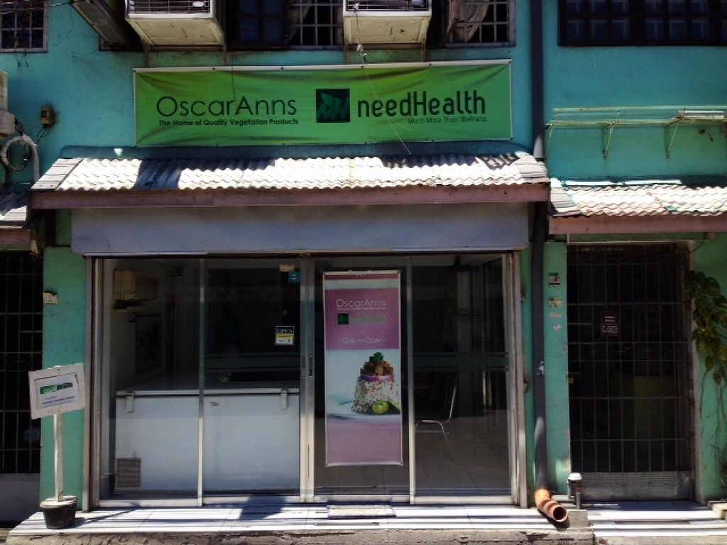 """Photo of Oscar Ann's Vegetarian House  by <a href=""""/members/profile/mike_veg"""">mike_veg</a> <br/>Main Resto <br/> June 23, 2014  - <a href='/contact/abuse/image/33819/72618'>Report</a>"""