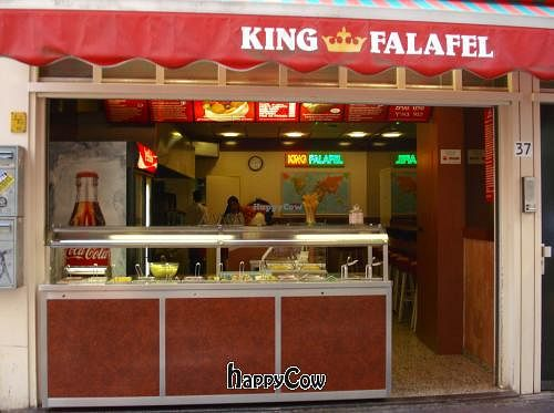 """Photo of King Falafel  by <a href=""""/members/profile/Gudrun"""">Gudrun</a> <br/> August 18, 2012  - <a href='/contact/abuse/image/33829/36208'>Report</a>"""