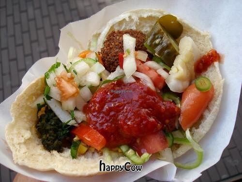 """Photo of King Falafel  by <a href=""""/members/profile/Gudrun"""">Gudrun</a> <br/> August 18, 2012  - <a href='/contact/abuse/image/33829/36214'>Report</a>"""