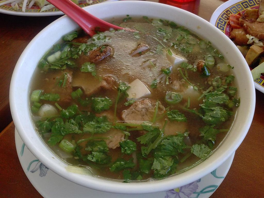 """Photo of Vinh Loi Tofu  by <a href=""""/members/profile/Sonja%20and%20Dirk"""">Sonja and Dirk</a> <br/>pho <br/> January 3, 2015  - <a href='/contact/abuse/image/3385/89425'>Report</a>"""