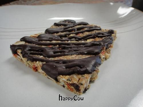 """Photo of Healthy Creations  by <a href=""""/members/profile/IanLang"""">IanLang</a> <br/>Their amazing raw/vegan gluten free superfood protein bar.  It's got so many delicious and healthy ingredients but tastes oh so good.   <br/> August 16, 2012  - <a href='/contact/abuse/image/33869/36144'>Report</a>"""