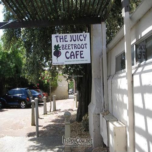 "Photo of Juicy Beetroot Cafe  by <a href=""/members/profile/cvxmelody"">cvxmelody</a> <br/>Outer courtyard (seating available) <br/> February 8, 2010  - <a href='/contact/abuse/image/3388/3604'>Report</a>"