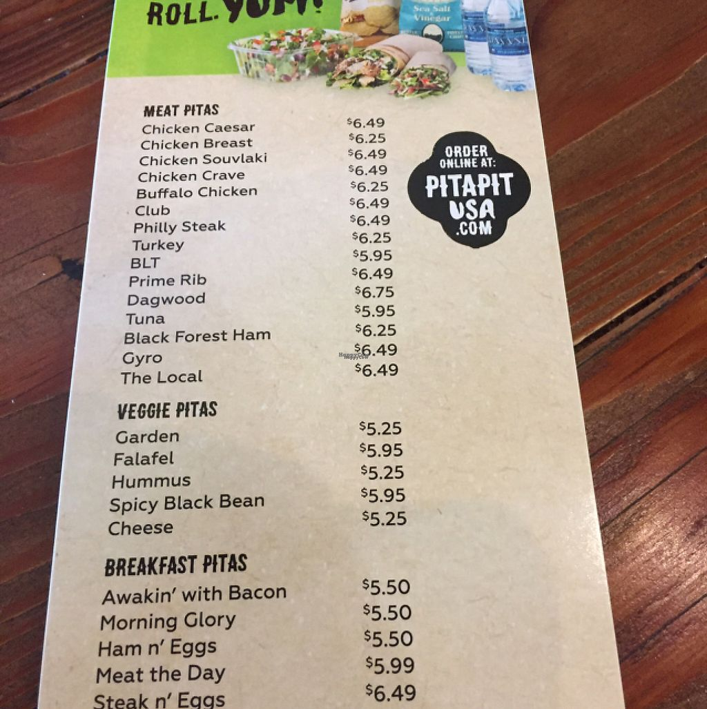 """Photo of Pita Pit  by <a href=""""/members/profile/Chillymk"""">Chillymk</a> <br/>pita  <br/> December 19, 2016  - <a href='/contact/abuse/image/33923/203062'>Report</a>"""
