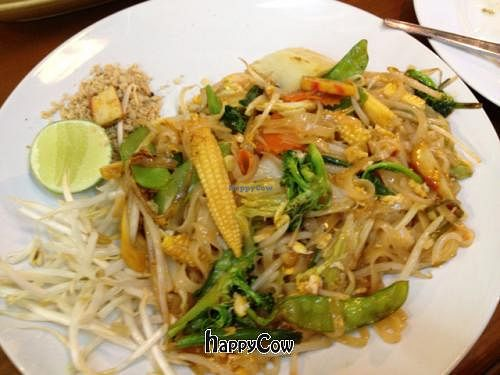 """Photo of You and Me  by <a href=""""/members/profile/Missleash"""">Missleash</a> <br/>Pad Thai Vegetarian (with tofu & egg) <br/> December 22, 2012  - <a href='/contact/abuse/image/33927/41787'>Report</a>"""