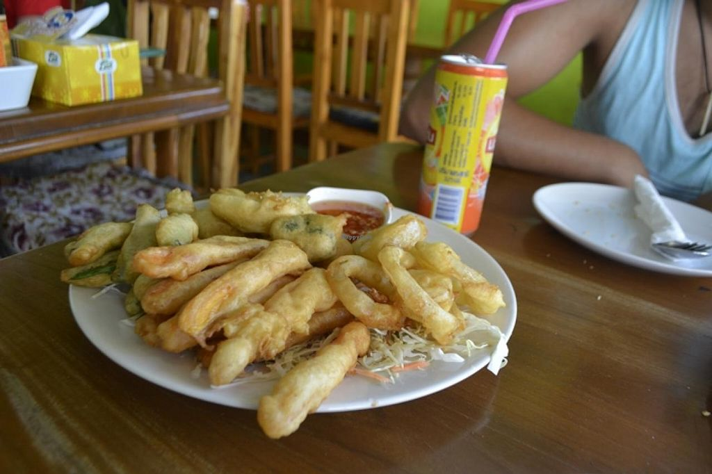 """Photo of You and Me  by <a href=""""/members/profile/apartment2504"""">apartment2504</a> <br/>fried vegetables <br/> October 2, 2014  - <a href='/contact/abuse/image/33927/81983'>Report</a>"""