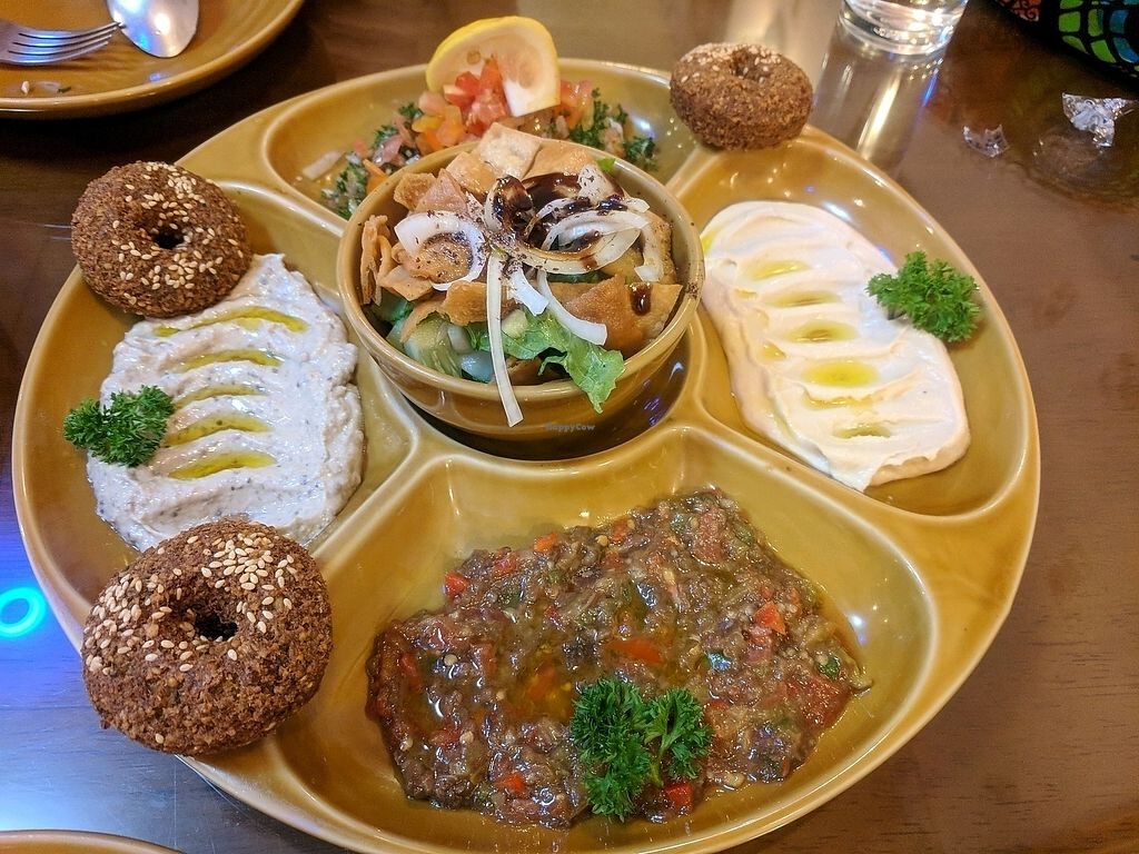 """Photo of Lebanese Restaurant  by <a href=""""/members/profile/Eugenederm"""">Eugenederm</a> <br/>Platter <br/> January 3, 2018  - <a href='/contact/abuse/image/33929/342551'>Report</a>"""