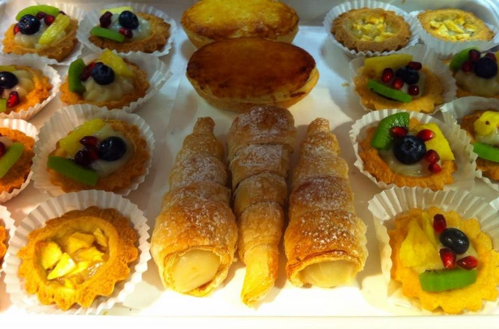Photo of Biomi  by Biomi <br/>vegan organic pastries <br/> November 15, 2014  - <a href='/contact/abuse/image/33936/85729'>Report</a>
