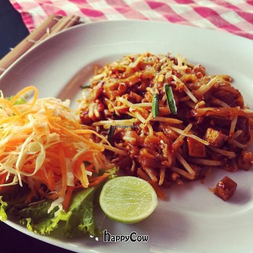 "Photo of Sole Mio  by <a href=""/members/profile/chazyvr"">chazyvr</a> <br/>Pad Thai with tofu nicely done <br/> August 21, 2012  - <a href='/contact/abuse/image/33944/36621'>Report</a>"