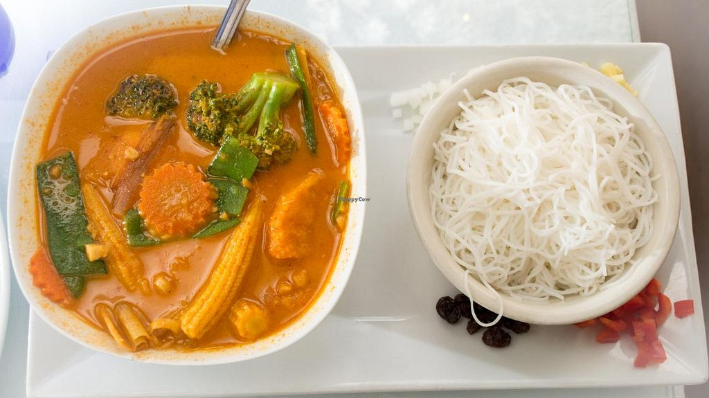 """Photo of Boba House  by <a href=""""/members/profile/fiberdrunk"""">fiberdrunk</a> <br/>Boba House Vegetable Curry  <br/> May 28, 2015  - <a href='/contact/abuse/image/3396/103727'>Report</a>"""