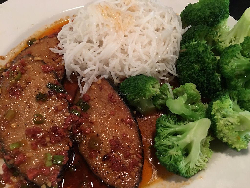"""Photo of Boba House  by <a href=""""/members/profile/TraciH"""">TraciH</a> <br/>Blackened """"Tuna"""" <br/> November 13, 2017  - <a href='/contact/abuse/image/3396/325260'>Report</a>"""