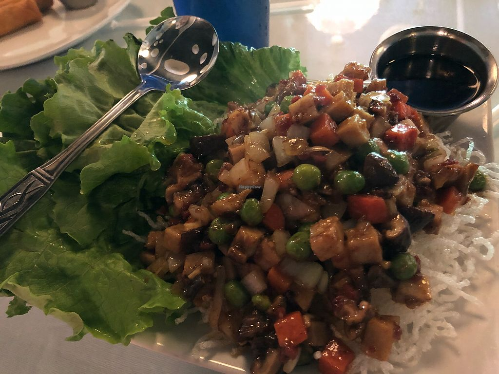 """Photo of Boba House  by <a href=""""/members/profile/MarianaMendible"""">MarianaMendible</a> <br/>Lettuce wraps!!! <br/> January 22, 2018  - <a href='/contact/abuse/image/3396/349890'>Report</a>"""