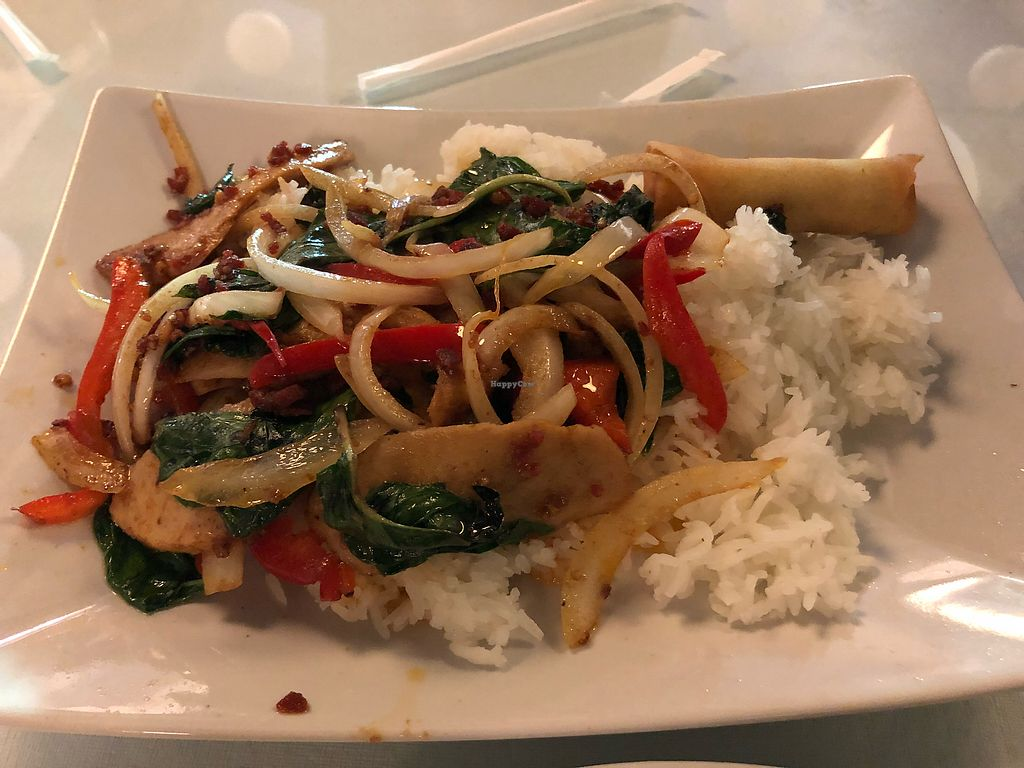"""Photo of Boba House  by <a href=""""/members/profile/MarianaMendible"""">MarianaMendible</a> <br/>Basil lover with """"chicken"""" <br/> January 22, 2018  - <a href='/contact/abuse/image/3396/349893'>Report</a>"""