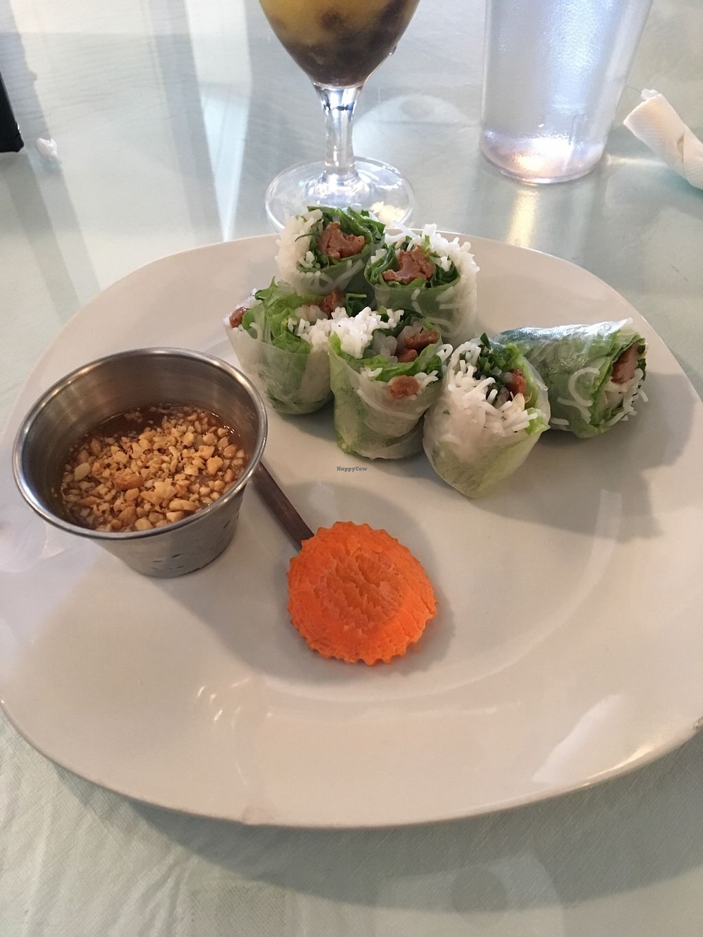 """Photo of Boba House  by <a href=""""/members/profile/Aneroz"""">Aneroz</a> <br/>Spring rolls/summer rolls very nice presentation and flavor <br/> February 2, 2018  - <a href='/contact/abuse/image/3396/354118'>Report</a>"""