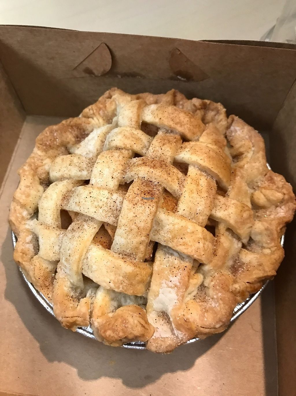 "Photo of Treehouse Bakery  by <a href=""/members/profile/Tigra220"">Tigra220</a> <br/>mini apple pie <br/> March 10, 2017  - <a href='/contact/abuse/image/33977/234767'>Report</a>"