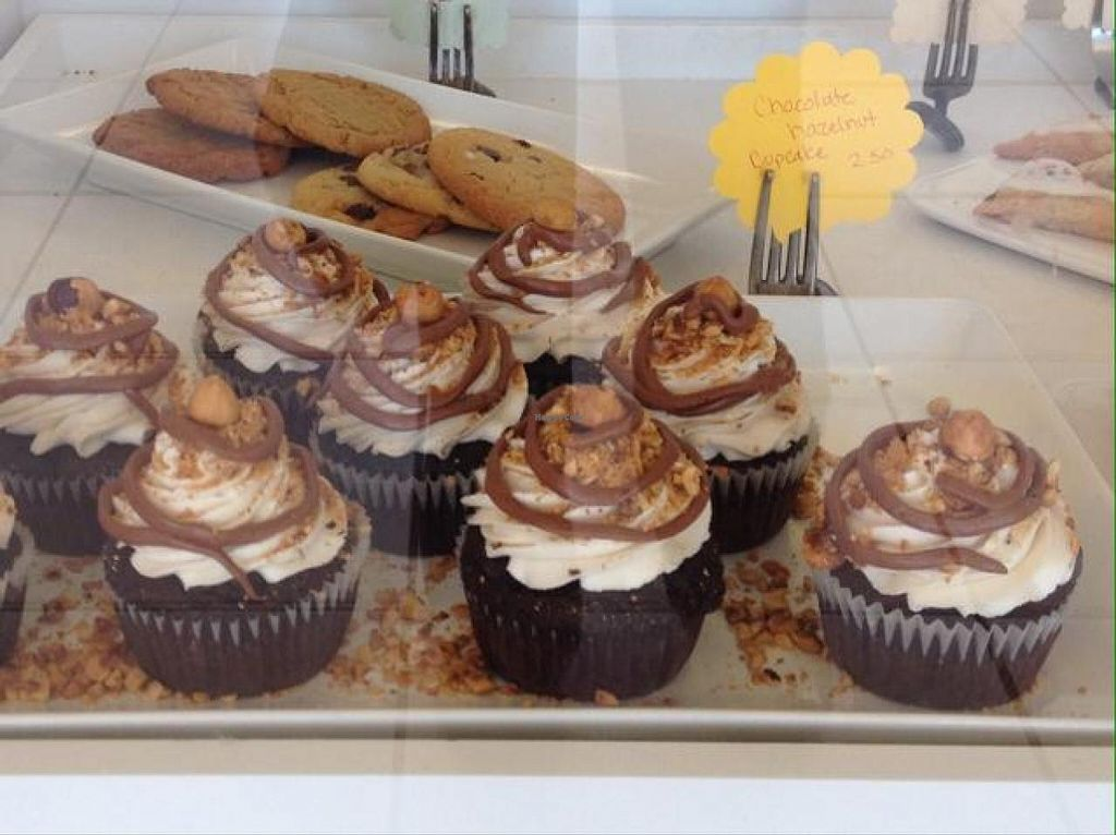 "Photo of Treehouse Bakery  by <a href=""/members/profile/Tigra220"">Tigra220</a> <br/>Chocolate Hazelnut cupcake  <br/> October 18, 2014  - <a href='/contact/abuse/image/33977/83325'>Report</a>"