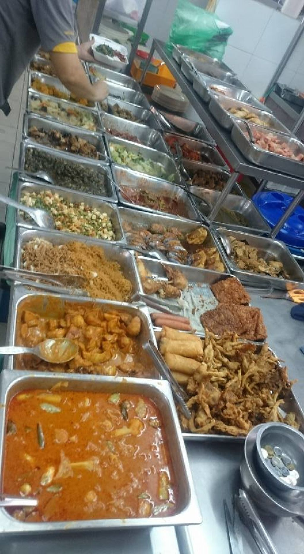 Photo of Mayang Oasis Food Court - Vegetarian Stalls  by Raphael_Dane <br/> February 21, 2017  - <a href='/contact/abuse/image/33984/228872'>Report</a>