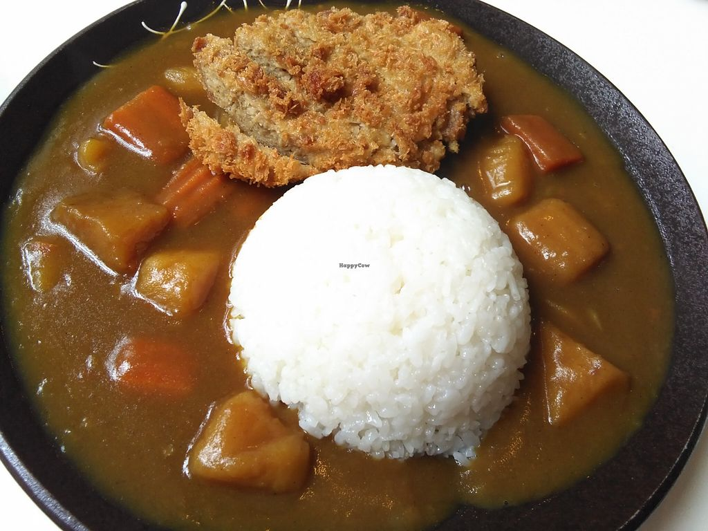 "Photo of Mr Genki - Tha Kham  by <a href=""/members/profile/enwy"">enwy</a> <br/>pork chops curry rice  <br/> August 12, 2015  - <a href='/contact/abuse/image/33986/113364'>Report</a>"