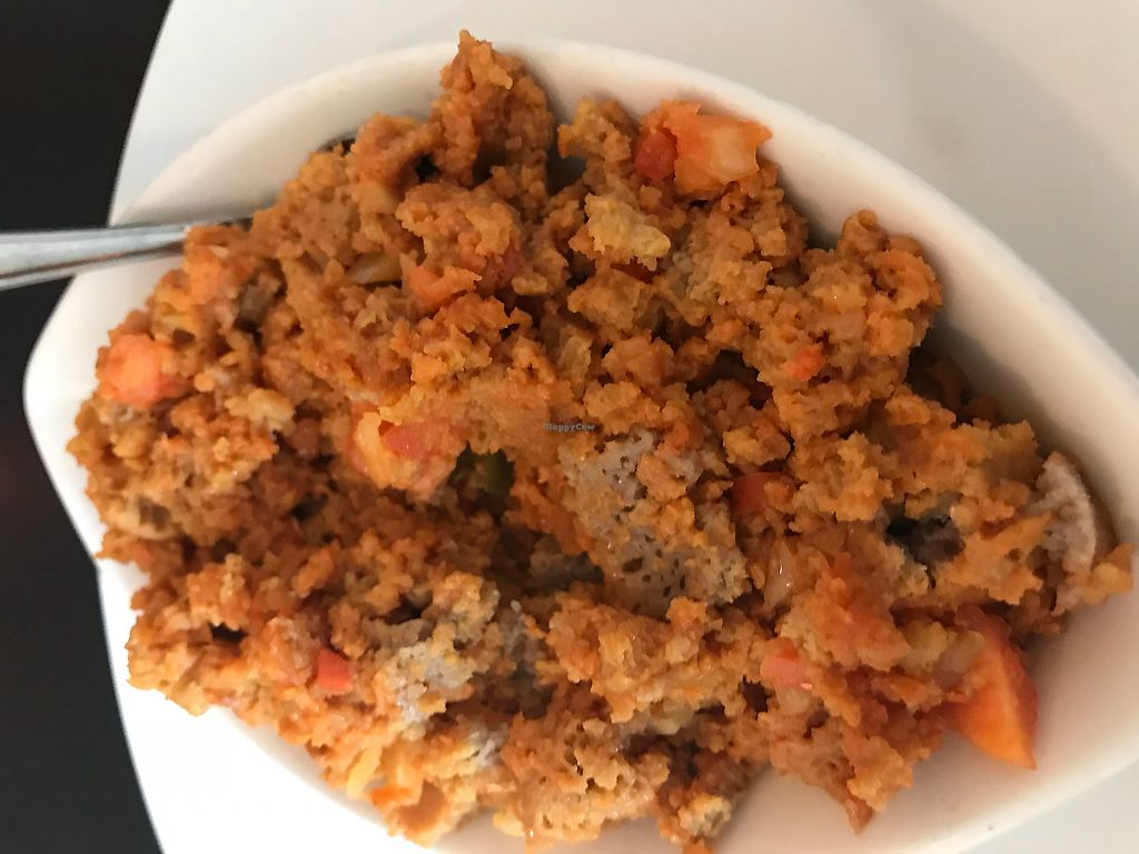 "Photo of Lucy Ethiopian Cafe  by <a href=""/members/profile/Tbredfilly"">Tbredfilly</a> <br/>Vegan appetizer <br/> January 30, 2018  - <a href='/contact/abuse/image/34010/402425'>Report</a>"