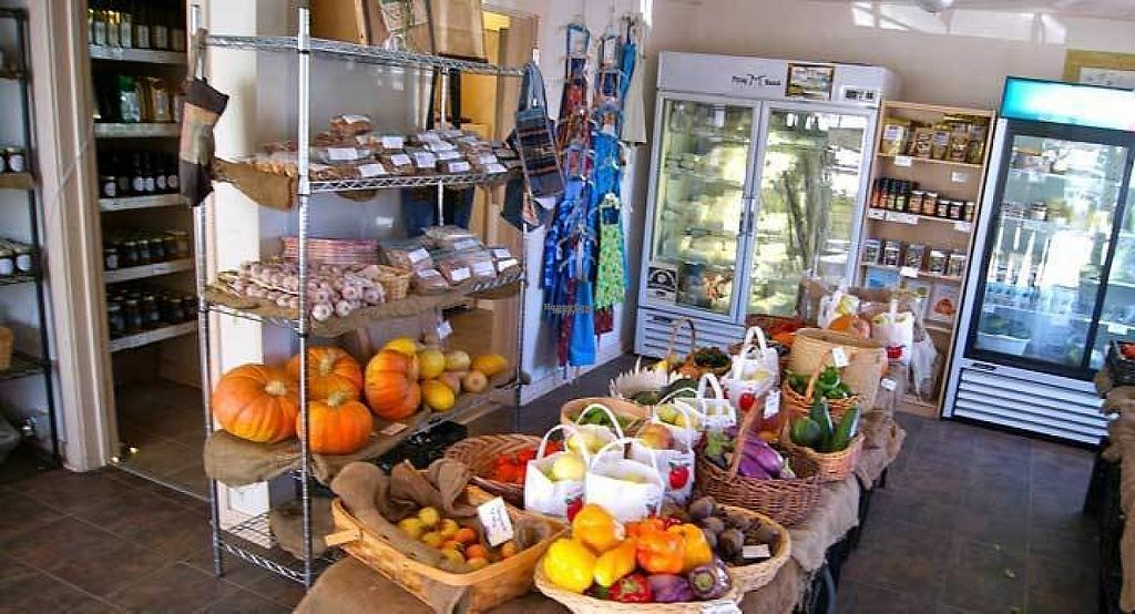 """Photo of Flagstaff CSA and Local Market  by <a href=""""/members/profile/community"""">community</a> <br/>Inside the market <br/> November 15, 2016  - <a href='/contact/abuse/image/34015/190686'>Report</a>"""