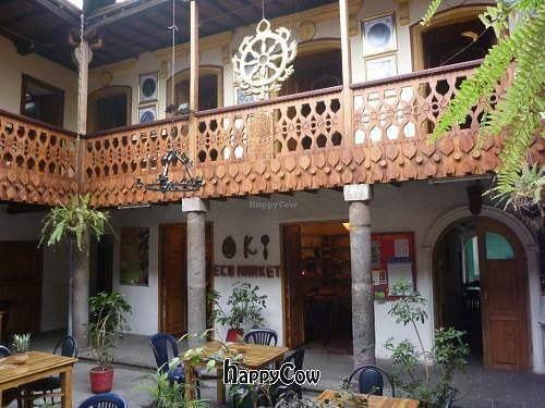 """Photo of Oki Eco Market  by <a href=""""/members/profile/Capedamon"""">Capedamon</a> <br/>The charming courtyard leading to Oki Eco Market <br/> September 2, 2012  - <a href='/contact/abuse/image/34054/37414'>Report</a>"""