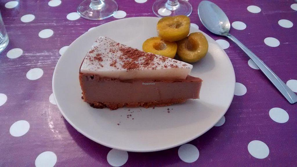 "Photo of La Belle Verte  by <a href=""/members/profile/JonJon"">JonJon</a> <br/>Chestnut cake <br/> August 26, 2014  - <a href='/contact/abuse/image/34056/78258'>Report</a>"