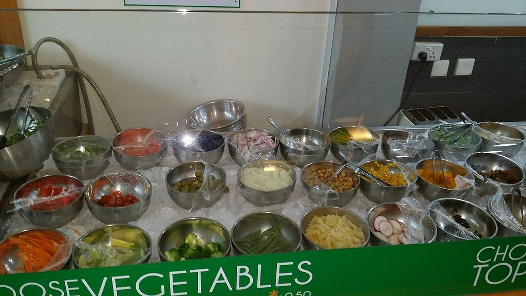 "Photo of Vego Salad Bar - St 51  by <a href=""/members/profile/Mike%20Munsie"">Mike Munsie</a> <br/>salad display <br/> September 9, 2017  - <a href='/contact/abuse/image/34070/302466'>Report</a>"