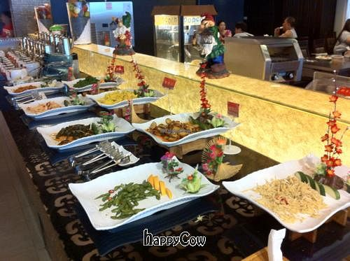 """Photo of Chien Yen Shabu Shabu  by <a href=""""/members/profile/chazyvr"""">chazyvr</a> <br/>Appetizer dishes <br/> August 28, 2012  - <a href='/contact/abuse/image/34082/37102'>Report</a>"""