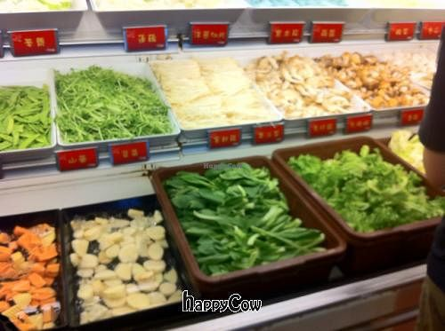 """Photo of Chien Yen Shabu Shabu  by <a href=""""/members/profile/chazyvr"""">chazyvr</a> <br/>Hot pot ingredients. take as much as you want.  <br/> August 28, 2012  - <a href='/contact/abuse/image/34082/37104'>Report</a>"""