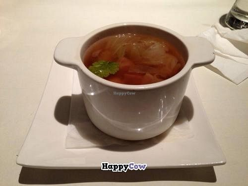 """Photo of Sufood - Nanjing East  by <a href=""""/members/profile/PaoliLee"""">PaoliLee</a> <br/>soup <br/> September 6, 2013  - <a href='/contact/abuse/image/34096/54508'>Report</a>"""