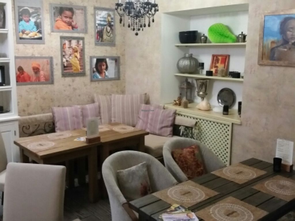 """Photo of Cafe Imbir - Ginger  by <a href=""""/members/profile/eric"""">eric</a> <br/>downstairs seating  <br/> May 16, 2016  - <a href='/contact/abuse/image/34106/149235'>Report</a>"""