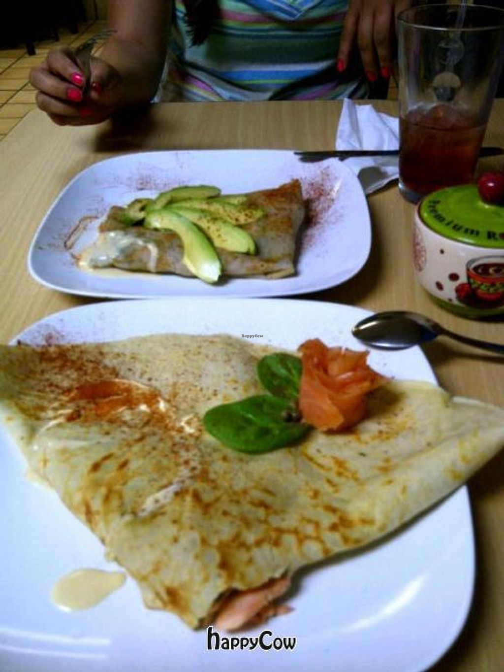 """Photo of CLOSED: Joie de Crepe  by <a href=""""/members/profile/vane1809"""">vane1809</a> <br/>Uhmmm vegan <br/> August 31, 2012  - <a href='/contact/abuse/image/34112/37230'>Report</a>"""