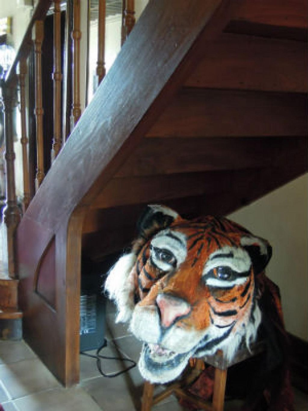 Photo of Le Logis des Quatre Puits  by PlantEaters <br/>Les Quatre Puits charming hosts, John and Keith, have a background in theatre - who knew?! Lots of families stay here too and kids are not scared off <br/> July 13, 2014  - <a href='/contact/abuse/image/34122/73940'>Report</a>