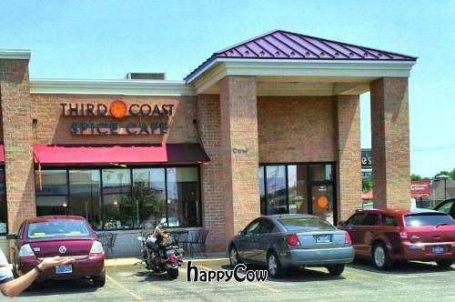 """Photo of Third Coast Spice Cafe  by <a href=""""/members/profile/happycowgirl"""">happycowgirl</a> <br/>storefront <br/> September 8, 2012  - <a href='/contact/abuse/image/34185/37729'>Report</a>"""