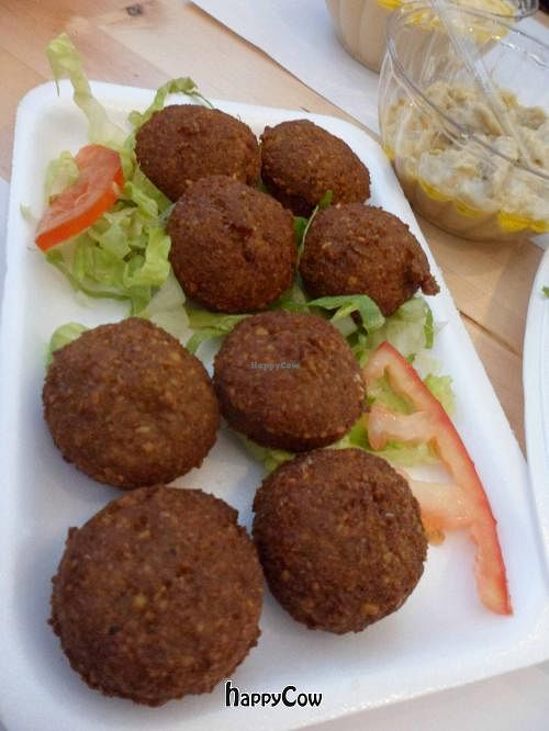 "Photo of CLOSED: Kebab  by <a href=""/members/profile/Ismarix"">Ismarix</a> <br/>Falafels (8 pieces service) <br/> September 7, 2012  - <a href='/contact/abuse/image/34213/37682'>Report</a>"