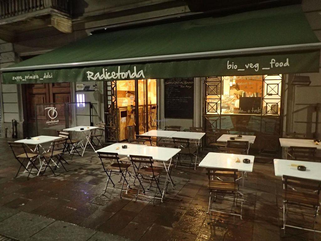 "Photo of Radicetonda - Via Spallanzani  by <a href=""/members/profile/Solaron"">Solaron</a> <br/>Front of the restaurant <br/> June 15, 2015  - <a href='/contact/abuse/image/34224/106057'>Report</a>"