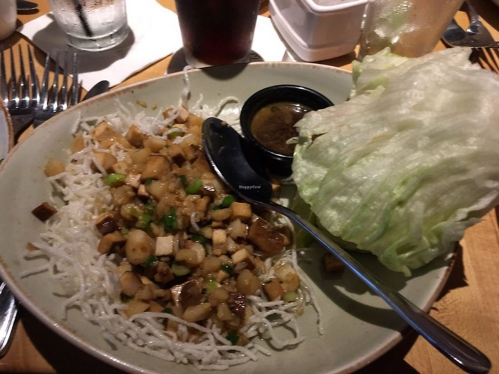 "Photo of P.F. Chang's  by <a href=""/members/profile/AlexandraPhillips"">AlexandraPhillips</a> <br/>Street Fare-Vegetarian Lettuce Wraps <br/> May 25, 2017  - <a href='/contact/abuse/image/34237/262355'>Report</a>"