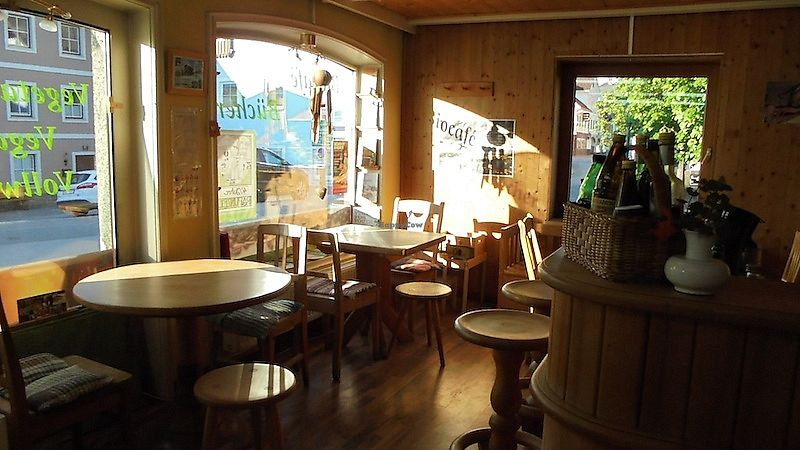 """Photo of Naturkostladen Liebstockel Cafe  by <a href=""""/members/profile/community3"""">community3</a> <br/>interior <br/> May 24, 2018  - <a href='/contact/abuse/image/34242/404293'>Report</a>"""