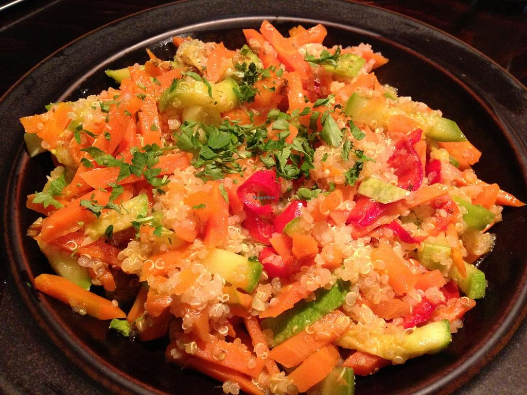 "Photo of CLOSED: BIOFresh 1  by <a href=""/members/profile/veggieriga"">veggieriga</a> <br/>BioFresh quinoa with vegetables <br/> January 1, 2014  - <a href='/contact/abuse/image/34247/61459'>Report</a>"