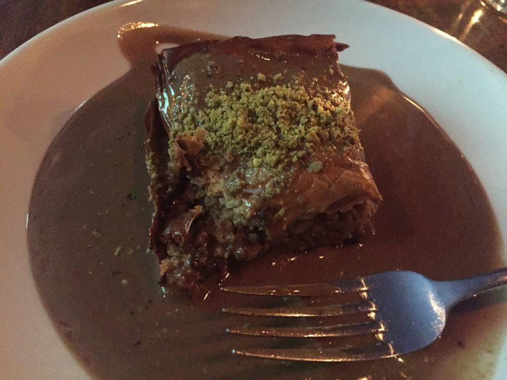 "Photo of Bunna Cafe  by <a href=""/members/profile/Kittybiscuit"">Kittybiscuit</a> <br/>baklava <br/> November 25, 2016  - <a href='/contact/abuse/image/34274/194082'>Report</a>"