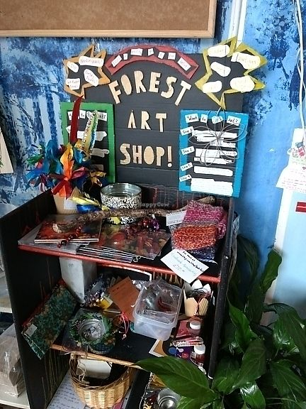 """Photo of The Forest Cafe  by <a href=""""/members/profile/craigmc"""">craigmc</a> <br/>art <br/> June 12, 2017  - <a href='/contact/abuse/image/34384/268322'>Report</a>"""