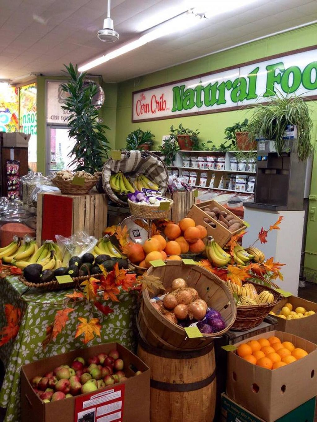 """Photo of Corn Crib Natural Foods  by <a href=""""/members/profile/community"""">community</a> <br/>Corn Crib Natural Foods <br/> February 17, 2014  - <a href='/contact/abuse/image/3438/64473'>Report</a>"""