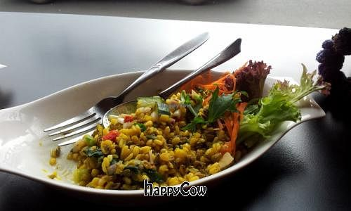 """Photo of The Soup Stop  by <a href=""""/members/profile/AdrianaBellemans"""">AdrianaBellemans</a> <br/>Lentil salad - sorry I had already eaten half when i thought about a photo LOL <br/> September 22, 2012  - <a href='/contact/abuse/image/34417/38181'>Report</a>"""