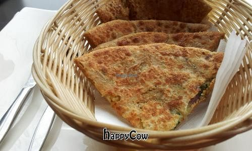 """Photo of The Soup Stop  by <a href=""""/members/profile/AdrianaBellemans"""">AdrianaBellemans</a> <br/>Cauliflower & Onion bread - mmm mmm mmmm <br/> September 22, 2012  - <a href='/contact/abuse/image/34417/38183'>Report</a>"""