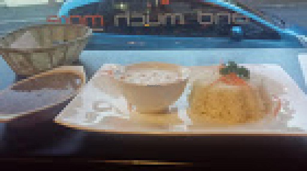 """Photo of The Soup Stop  by <a href=""""/members/profile/Krush"""">Krush</a> <br/>Great food and very nicely presented on the plate <br/> October 12, 2014  - <a href='/contact/abuse/image/34417/82696'>Report</a>"""